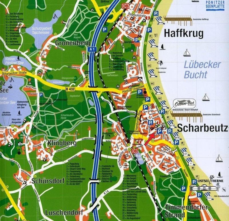 Traum Ferienwohnung Scharbeutz